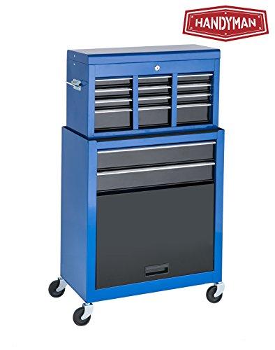 mobile tool box trolley - 8