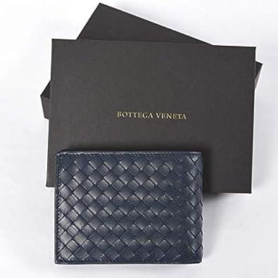 5618a20ec3e0 ボッテガヴェネタ (BOTTEGA VENETA) 二つ折り財布 ウォレット メンズ コインケース カード9枚