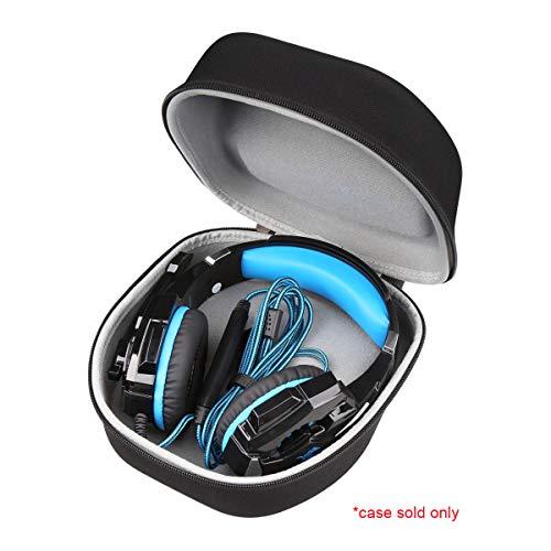 Aproca Hard Protective Case Compatible BENGOO G9000 Stereo/BENGOO V-4 / Micolindun/ONIKUMA K5 / Corsair Void Pro RGB/Behringer HPS3000 Studio Wireless Gaming Headset Headphones (Black)
