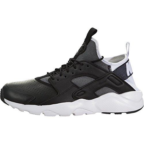 on sale bdcdd bb13b Galleon - Nike Men s Air Huarache Run Ultra SE Black Black White Running  Shoe 10.5 Men US