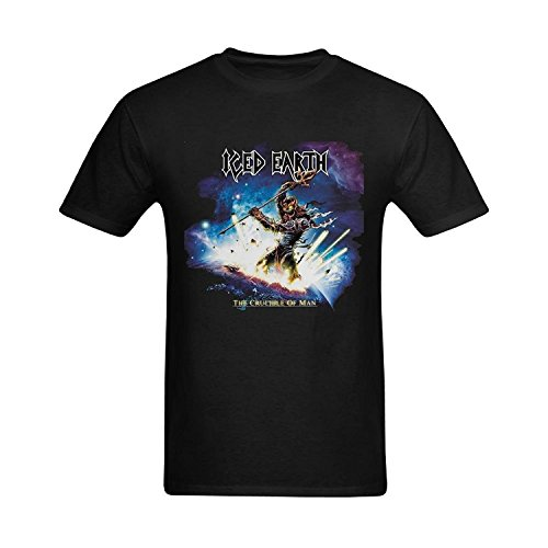 iced earth shirt - 8