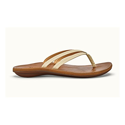 Sandals Thong Casual U'i OluKai Tapa Sahara Leather Women's FfvOnqTx