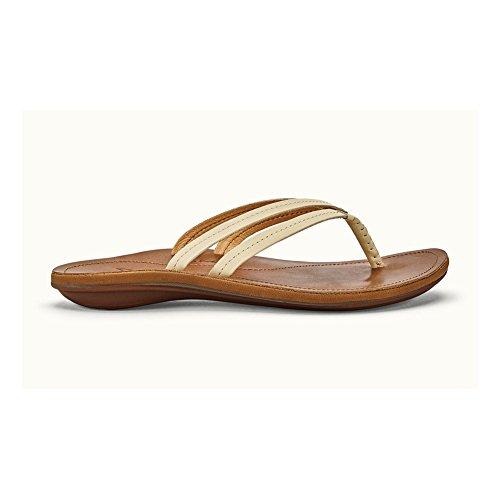Leather Casual Sandals Tapa Thong OluKai Women's Sahara U'i wfCRqxvxa