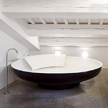 Agape Ufo Bathtubs Circular Bathtub H. 500 AVAS0906