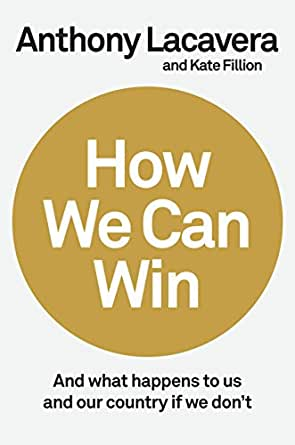 How We Can Win: And What Happens to Us and Our Country If We Don't