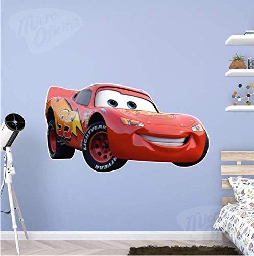 Adesivo Decorativo - Carros Disney - Relâmpago Mcqueen