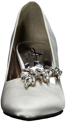 Annie Scarpe Donna Danbury Dress Pump Silver