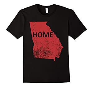 Home - George Hawk Red T-Shirt