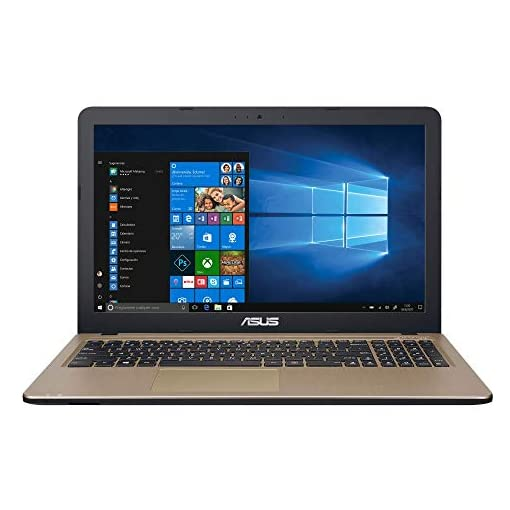 "ASUS X540UB-GQ491T - Ordenador portátil de 15.6""HD (Intel Core i5-8250U, 8GB RAM, 1TB HDD, Nvidia MX110 de 2GB, Windows 10 Home) Negro Chocolate - Teclado QWERTY Español 1"