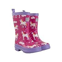 Hatley Printed Boot Girls Rain Accessory