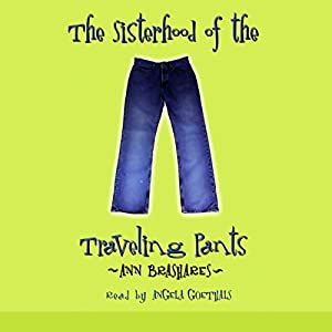 The Sisterhood of the Traveling Pants Audiobook