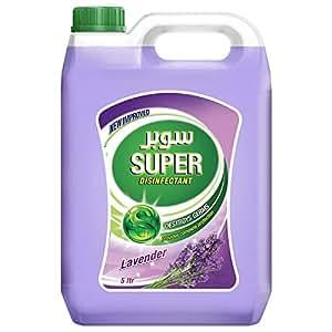Super Lavender Disinfectant Liquid - 5 Liter