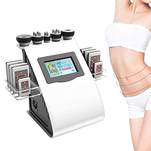 5in1 Radio Frequency Slimming Machine, Cellulite Fat Blasting Instrument Skin Lifting Beauty Tools Vacuum Spa Body Shaping Equipment (CE, FDA Certification)