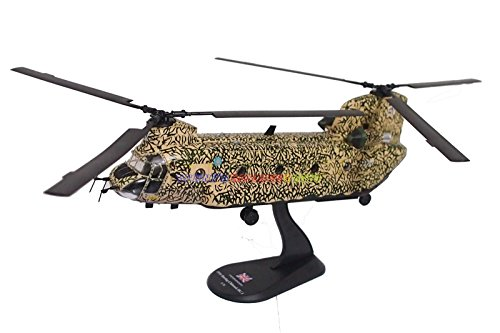 1 x New 1/72 Helicopter UK Britain Chinook HC1 Model Toy - Shoes Online Australia Rivers