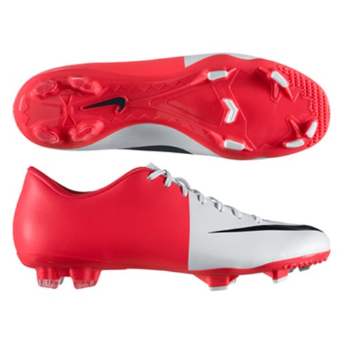 Nike Mercurial Victory III Firm Ground Football Boots - 12 - Pink