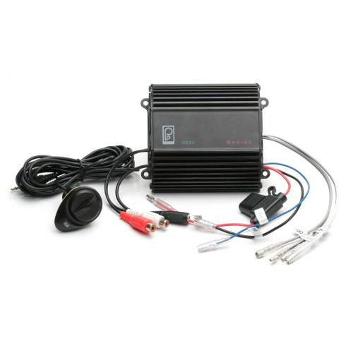 PolyPlanar 2-Channel Amplifier - 50W by Poly-Planar