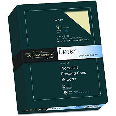 southworth-fine-linen-paper-size