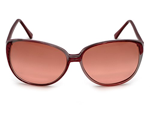 Sir Winston Sunglasses 4280 Burgundy 956 58-16 Made in ()