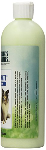 Nature's Specialties Super EZ Dematt Pet Conditioner, 16-Ounce by Nature's Specialties Mfg (Image #2)'