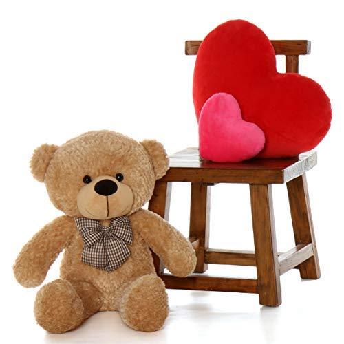 (Giant Teddy Shaggy Cuddles - 30
