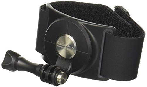 GoPro Hand + Wrist Strap (GoPro Official Mount) (Best Gopro Mount For Skydiving)