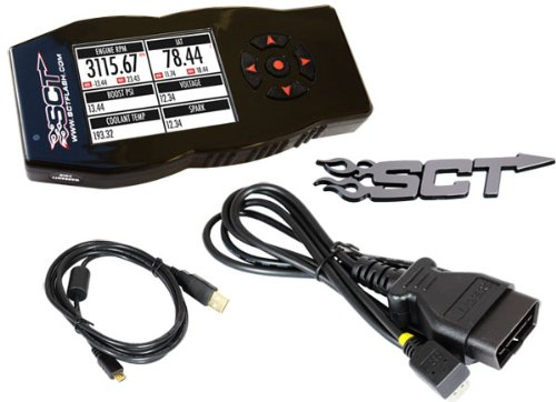 Combo: 2014 Ford F150 Ecoboost SCT X4 Tuner Programmer Chip 7015 + 5