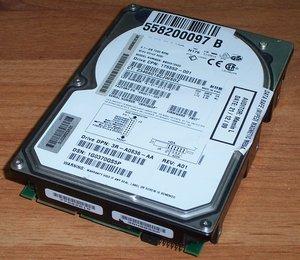 Compaq AB00931B92 Compaq 9.1GB 80-Pin SCA SCSI Hard Drive