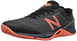 New Balance Women's Wx40 Cross Trainer, Blackthundersunrise, 10 D Us