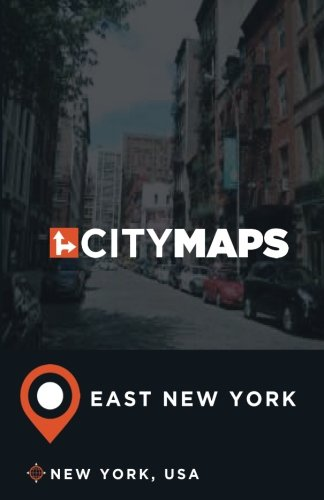 Read Online City Maps East New York New York, USA pdf