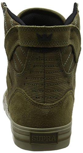 Supra Skytop Medium Sneaker Olive / Salbei