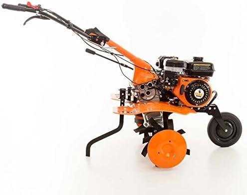 Motoazada 6,5 CV 6 fresas velocidades 2 AV - 1 AR ruedas agraires ...
