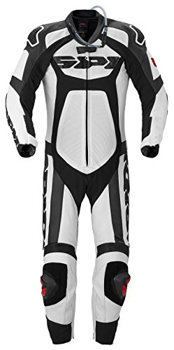1 Piece Leather Motorcycle Suit - 9