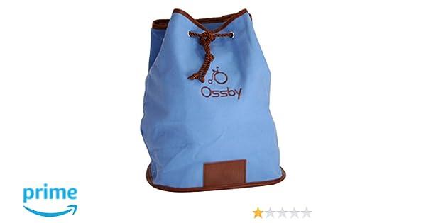 Ossby Macuto - Mochila, color Azul, talla única: Amazon.es: Deportes y aire libre