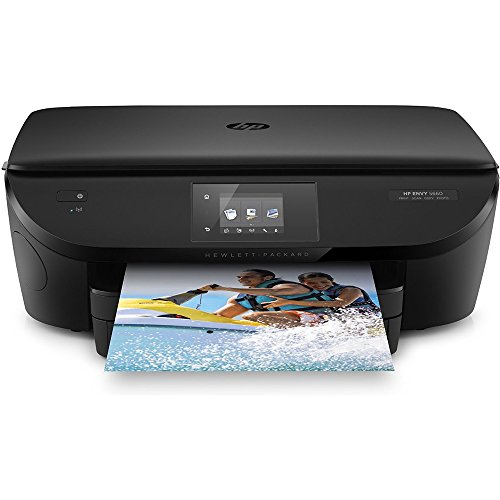 - HP Envy 5660 Wireless All-in-One Inkjet Printer (F8B04AR#B1H)(Renewed)