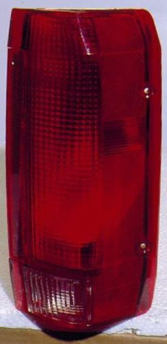 Depo 331-1916L-US Left Hand Side Styleside Type Tail Lamp Unit