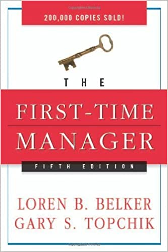 Amazon the first time manager ebook loren b belker gary s the first time manager 5th edition kindle edition fandeluxe Choice Image