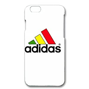 3D Unique Colourful Design Adidas Logo Phone Back Case Cover for Iphone 6/6s£¨4.7 inch) Luxury Adidas Logo