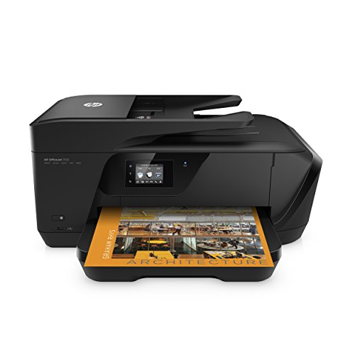 HP OfficeJet 7510 Wide Format All-in-One Printer with Wireless & Mobile Printing (G3J47A)