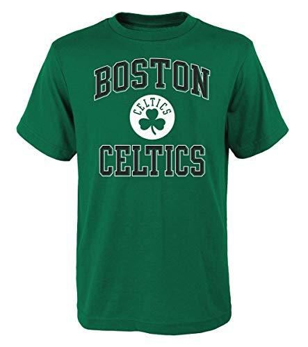 Print T-shirt Ovation (Outerstuff Boston Celtics Youth NBA Ovation Short Sleeve T-Shirt)