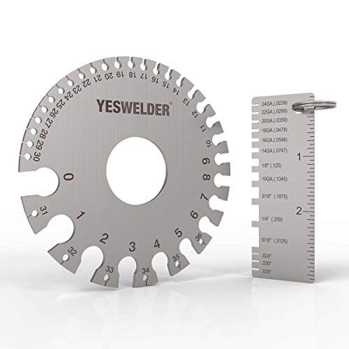 Yeswelder Round Dual Sided