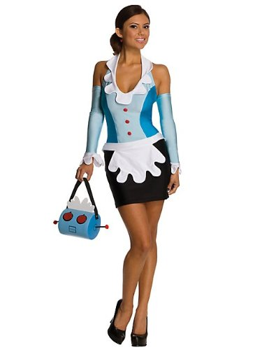Toynk Toys - The Jetsons - Rosie The Maid Adult (Jetson Costume)