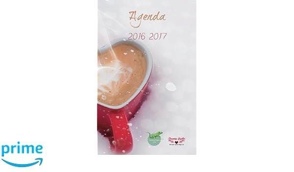 Agenda 2016 2017: interior a color (Spanish Edition): Susana ...