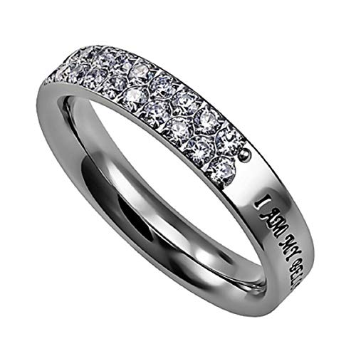 - Spirit & Truth Beautiful Stunning Covenant Purity Ring I Am My Beloved Song of Solomon (6)