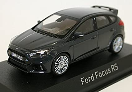 Norev 1 43 Scale Metal Model Car 270552 Ford Focus Rs 2016 Grey