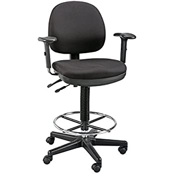 Amazon Com Alvin Dc577 40 Zenith Drafting Chair Home