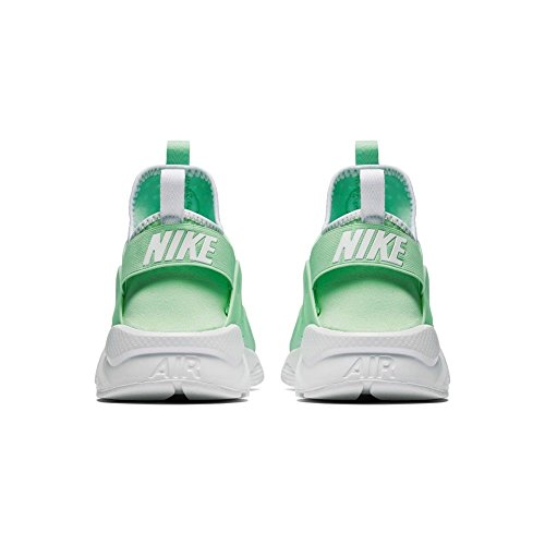 Nike Mens Air Huarache Run Ultra, FRESH MINT PALE GREY -WHITE Verde
