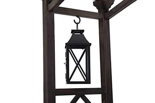 Sunjoy Metal Arbor with Lanterns by sunjoy (Image #5)