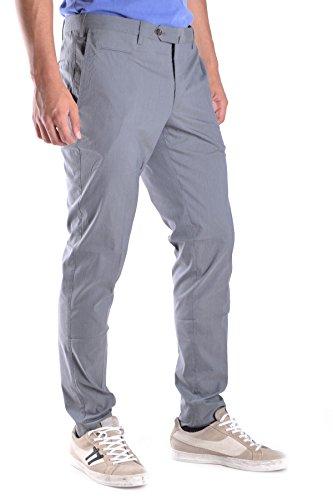 Pt01 Homme MCBI247004O Gris Coton Pantalon