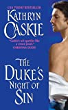 The Duke's Night of Sin (Seven Deadly Sins Series Book 3)