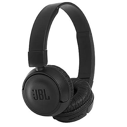 JBL T450BT Diadema Binaural Inalámbrico Negro - Auriculares (Inalámbrico, Diadema, Binaural, Circumaural
